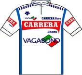 Carrera - Vagabond 1986 shirt