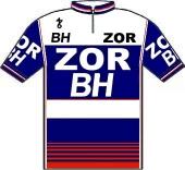 Zor - BH 1986 shirt