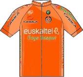 Euskaltel - Euskadi 2009 shirt