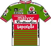 Malvor - Bottecchia - Vaporella 1986 shirt
