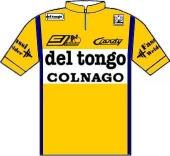 Del Tongo - Colnago 1986 shirt