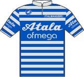 Atala - Ofmega 1986 shirt