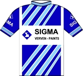 Sigma 1986 shirt