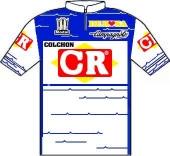 Colchon CR 1986 shirt