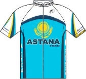 Astana 2009 shirt