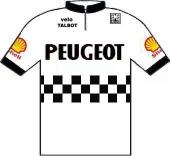 Peugeot - Shell - Michelin - Velo Talbot 1986 shirt