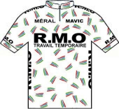 R.M.O. 1986 shirt