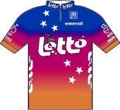 Lotto - Eddy Merckx 1986 shirt
