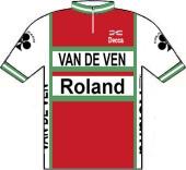 Roland - Van de Ven 1986 shirt