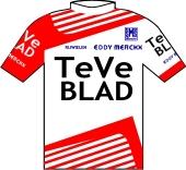 TeVe Blad - Eddy Merckx 1986 shirt