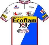 Ecoflam - Jollyscarpe - BFB Bruciatori - Alfa Lum 1986 shirt