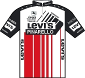 Levi's - Look - Shimano 1986 shirt