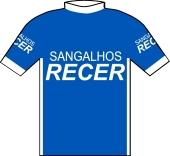 Sangalhos - Recer 1986 shirt