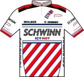 Schwinn - Icy Hot 1986 shirt