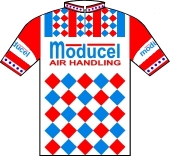 Moducel 1986 shirt