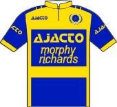 Ajacto - Morphy Richards 1986 shirt
