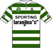 "Sporting - Laranjina ""C"" - Raposeira 1986 shirt"