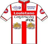 Louletano - Construções Fol - Danceteria Aquatica 1986 shirt