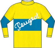 Peugeot - Wolber 1905 shirt