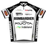Team Kuota - Indeland 2009 shirt