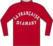 La Française 1909 shirt