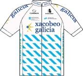 Xacobeo Galicia 2009 shirt