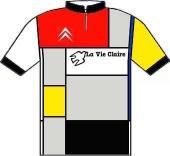 La Vie Claire - Terraillon 1984 shirt