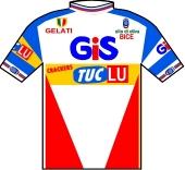 Gis Gelati - Tuc Lu 1984 shirt