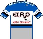 Elro Snacks - Auto Brabant - Clemenso 1984 shirt