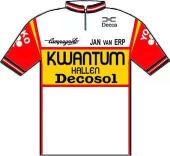 Kwantum Hallen - Decosol - Yoko 1984 shirt