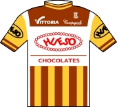 Hueso Chocolates 1984 shirt