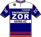 Zor - Gemeaz Cusin 1984 shirt