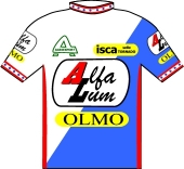 Alfa Lum - Olmo 1984 shirt