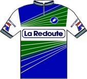 La Redoute 1984 shirt