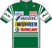 Fanini - Wührer - Sibicar 1984 shirt