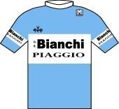 Bianchi - Piaggio 1984 shirt