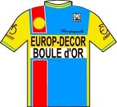 Europ Decor - Boule d'Or 1984 shirt