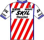 Skil - Reydel - Sem - Mavic 1984 shirt