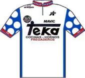 Teka 1984 shirt