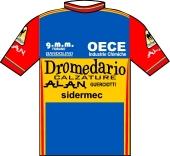 Dromedario - Alan - Oece - Sidermec 1984 shirt