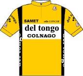 Del Tongo - Colnago 1984 shirt
