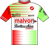 Malvor - Bottecchia 1984 shirt