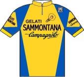 Sammontana - Campagnolo 1984 shirt