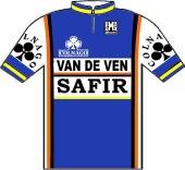 Safir - Van de Ven 1984 shirt