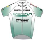 Team Energi Fyn 2009 shirt