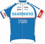 Shimano Racing Team 2009 shirt