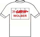 Garin - Wolber 1948 shirt
