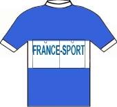 France Sport - Dunlop 1948 shirt