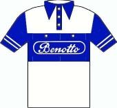 Benotto - Superga 1948 shirt
