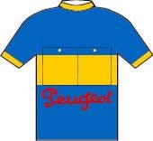Peugeot - Dunlop 1948 shirt